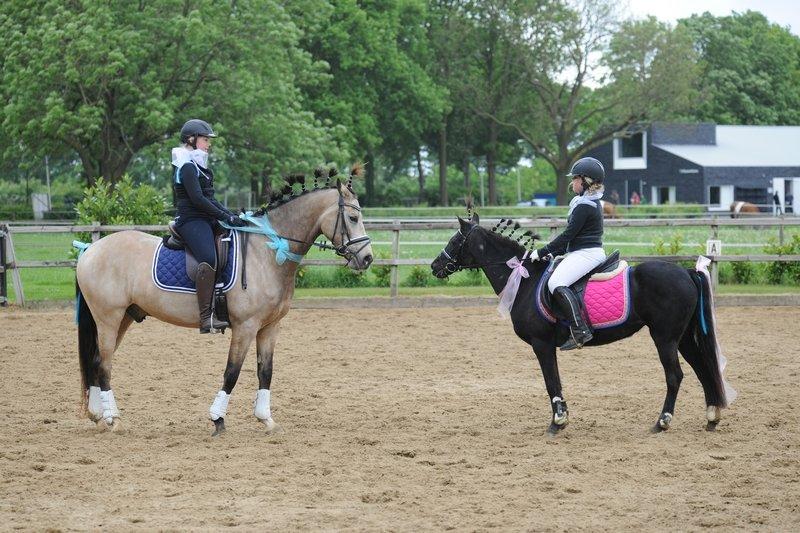 40-jarig jubileum Paardensportvereniging Doornslagruiters Drempt