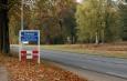 Komborden Rijksweg Drempt vanuit richting Keppel