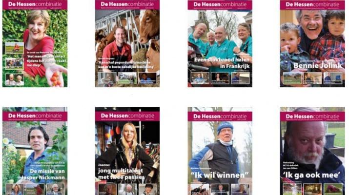 Magazine De Hessencombinatie