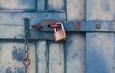 hangslot op deur