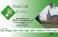 uitnodiging ledenvergadering 2018 van de Dorpsraad Drempt