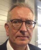 foto gezicht, Hans van den End, bestuurslid Dorpsraad Drempt