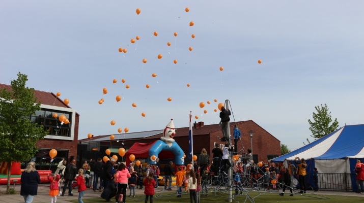 Koningsdag 2018 in Drempt