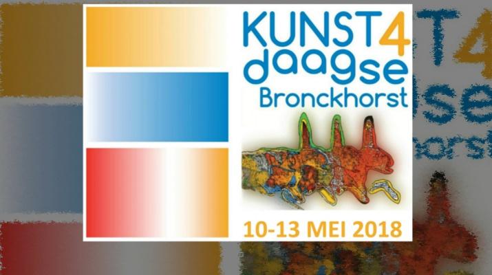 KUNST4daagse Bronckhorst 2018