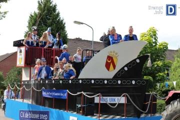 Prins Erik II | CV De Blauwe Snep