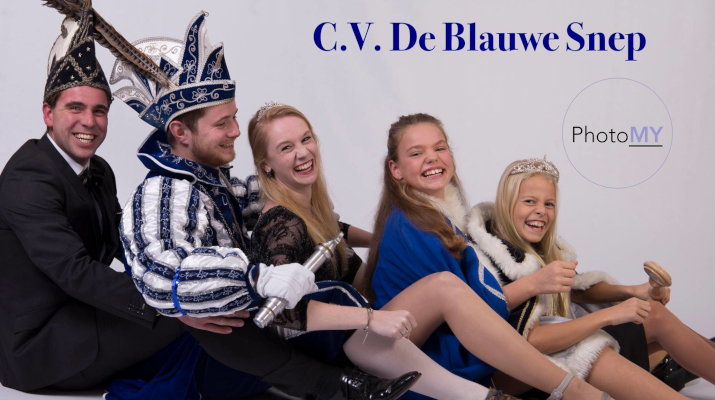 CV De Blauwe Snep 2019
