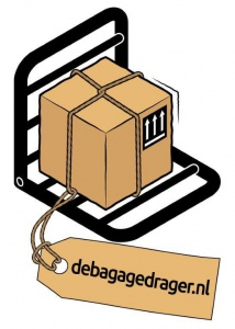logo Stichting De Bagagedrager