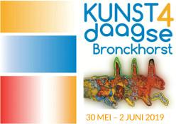 KUNST4daagse Bronckhorst 2019