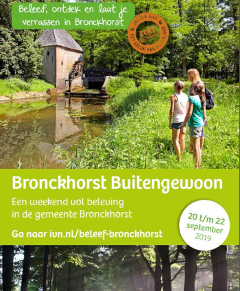 affiche Bronckhorst Buitengewoon