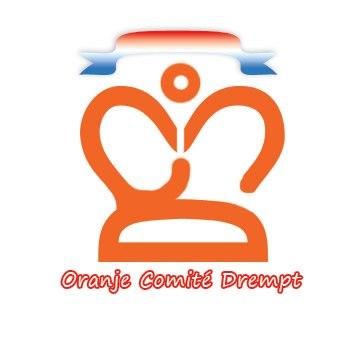 logo Oranje Comité Drempt
