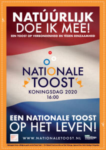nationale toost