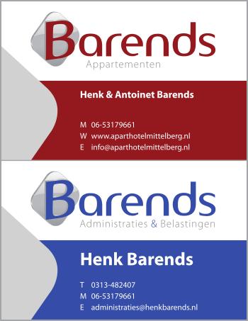 Barends Appartementen en Barends Administraties+Belastingen