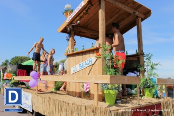 Drempt aan zee | Jongeren uit Hummelo