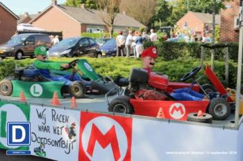 Mario Kart | Pelle Seegers & Bas Peters