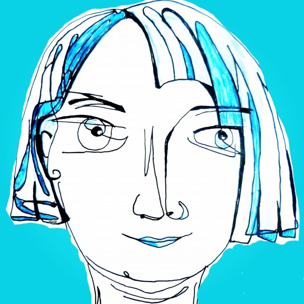 karikatuur Ingrid Terpstra