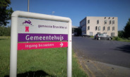 bord Gemeentehuis gemeente Bronckhorst